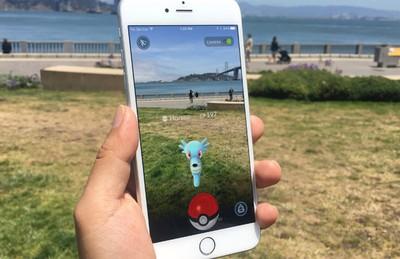 pokemon go image