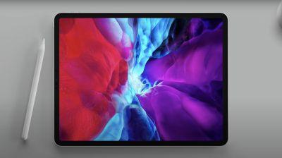 ipad pro display apple pencil