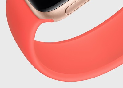 apple watch solo loop silicone