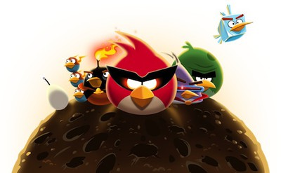 angry birds space birds