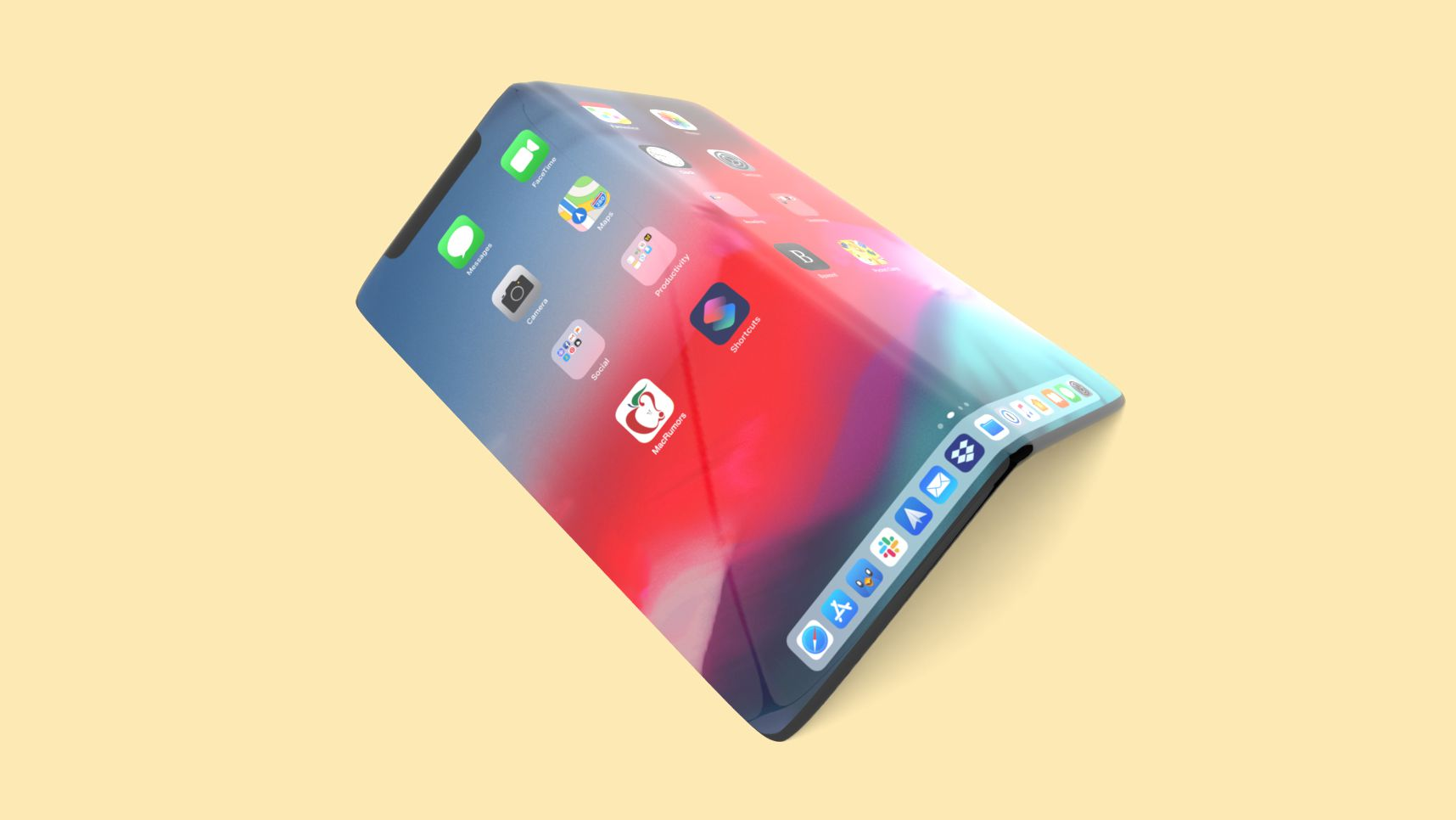 Kuo: Apple to Launch 8-Inch Foldable iPhone in 2023