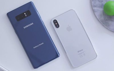 note8iphone8
