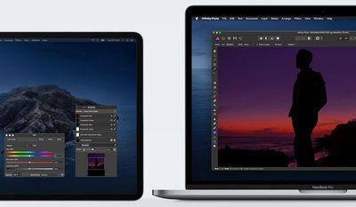 ipad pro and macbook pro