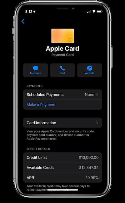 apple card lower apr