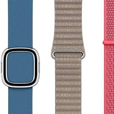 apple watch bands 2019