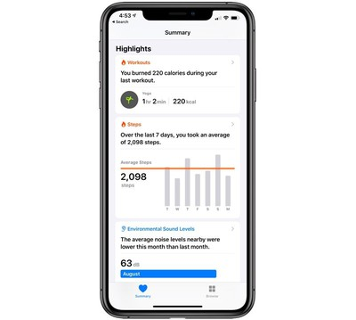 healthapphighlights