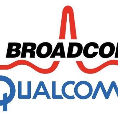 broadcom qualcomm