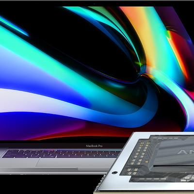 macbook pro amd
