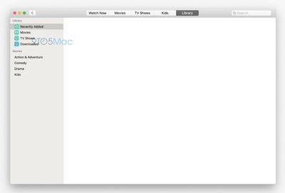 mac tv app