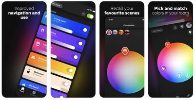 philips hue app release