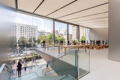 apple union square balcony