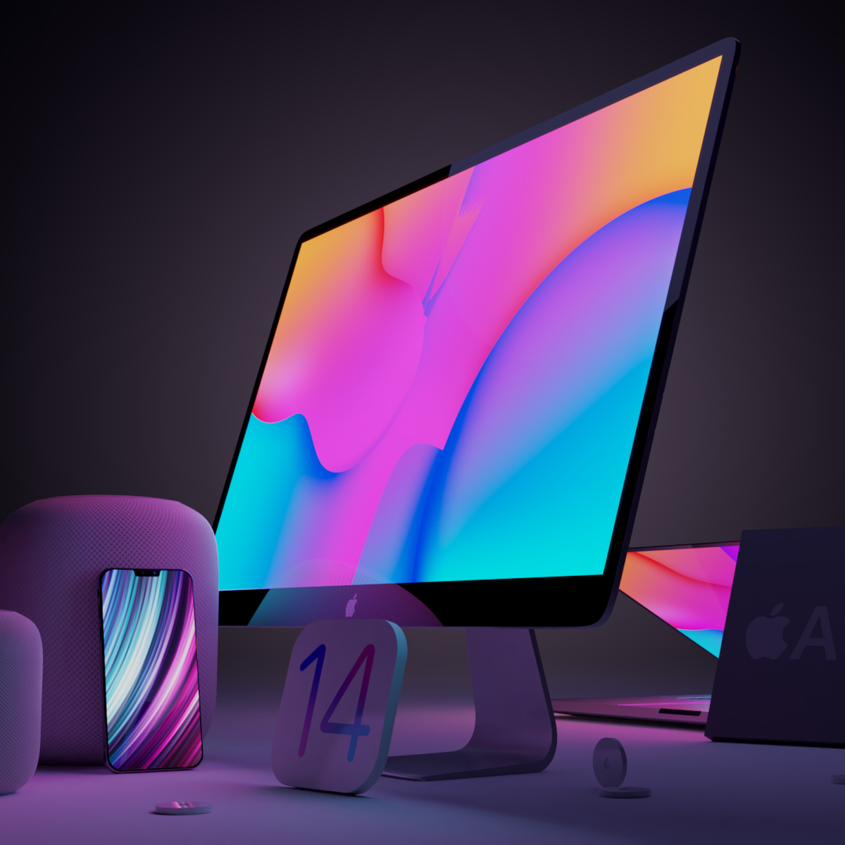 Latest Imac 2021 : Apple Finally Redesigning The Imac For ...