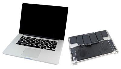 ifixit macbook pro top case