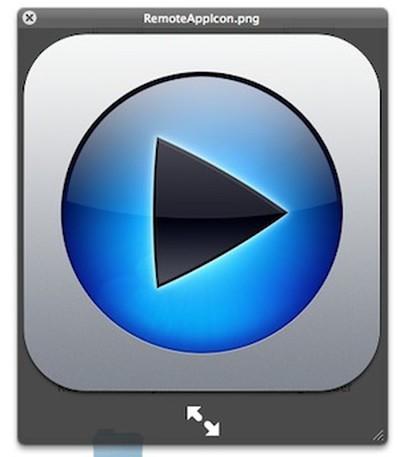 101912 new remote app icon