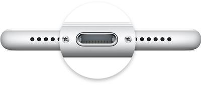 Lightning iPhone 7