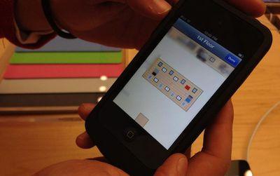 apple retail location app