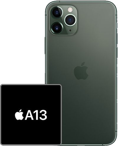 a13 bionic chip iphone 11 pro
