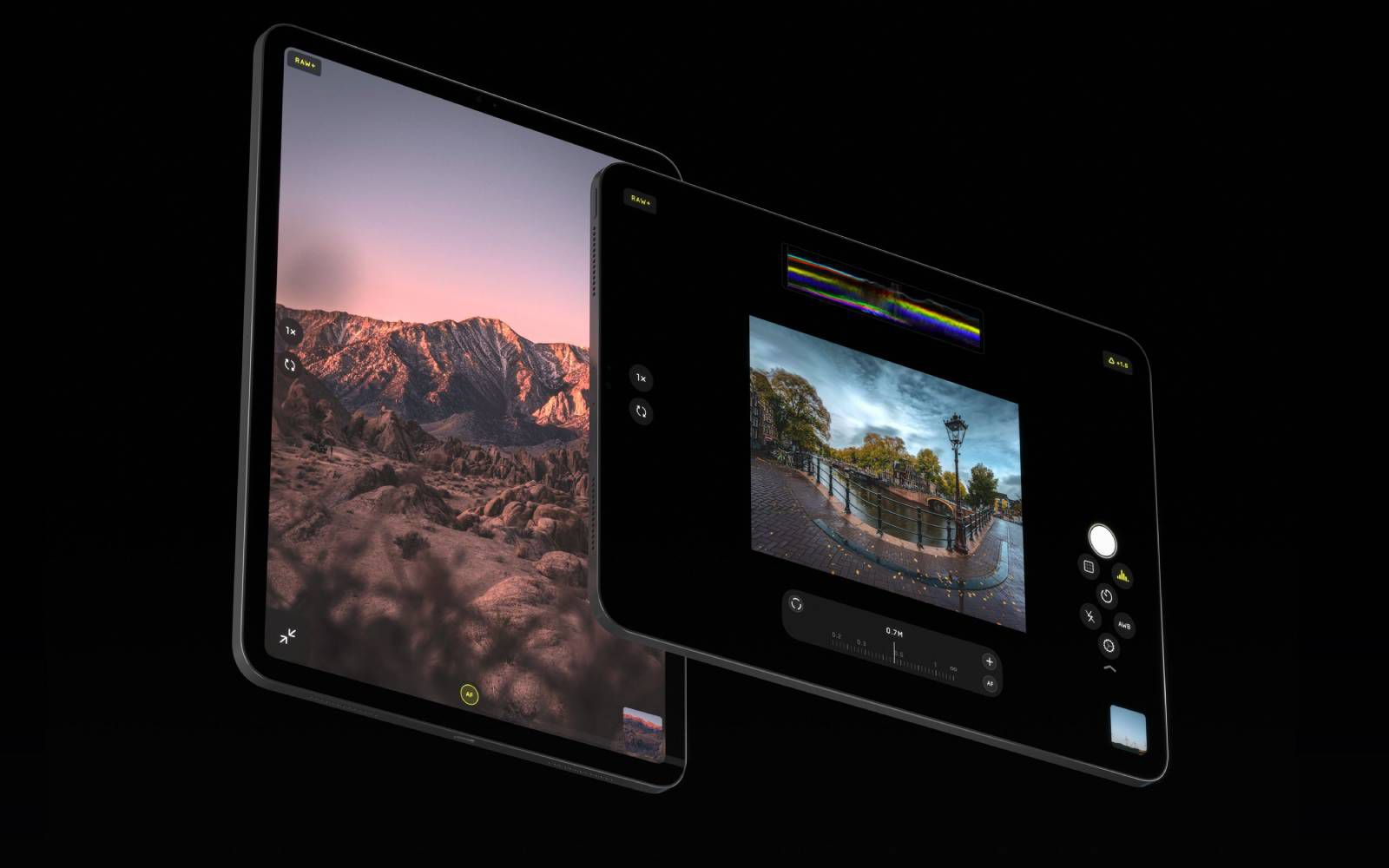 photo of Award-Winning iPhone Camera App Halide Expands to iPad With New 'Pro View' image