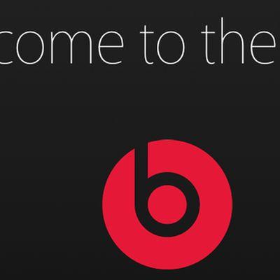 beats apple welcome