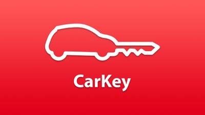CarKey Concept Feature