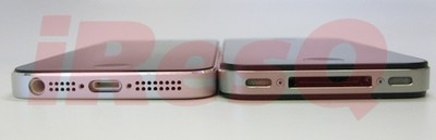 iresq iphone 5 4s bottom comparison