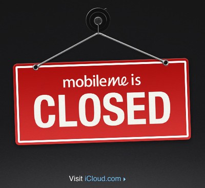 mobileme final closure