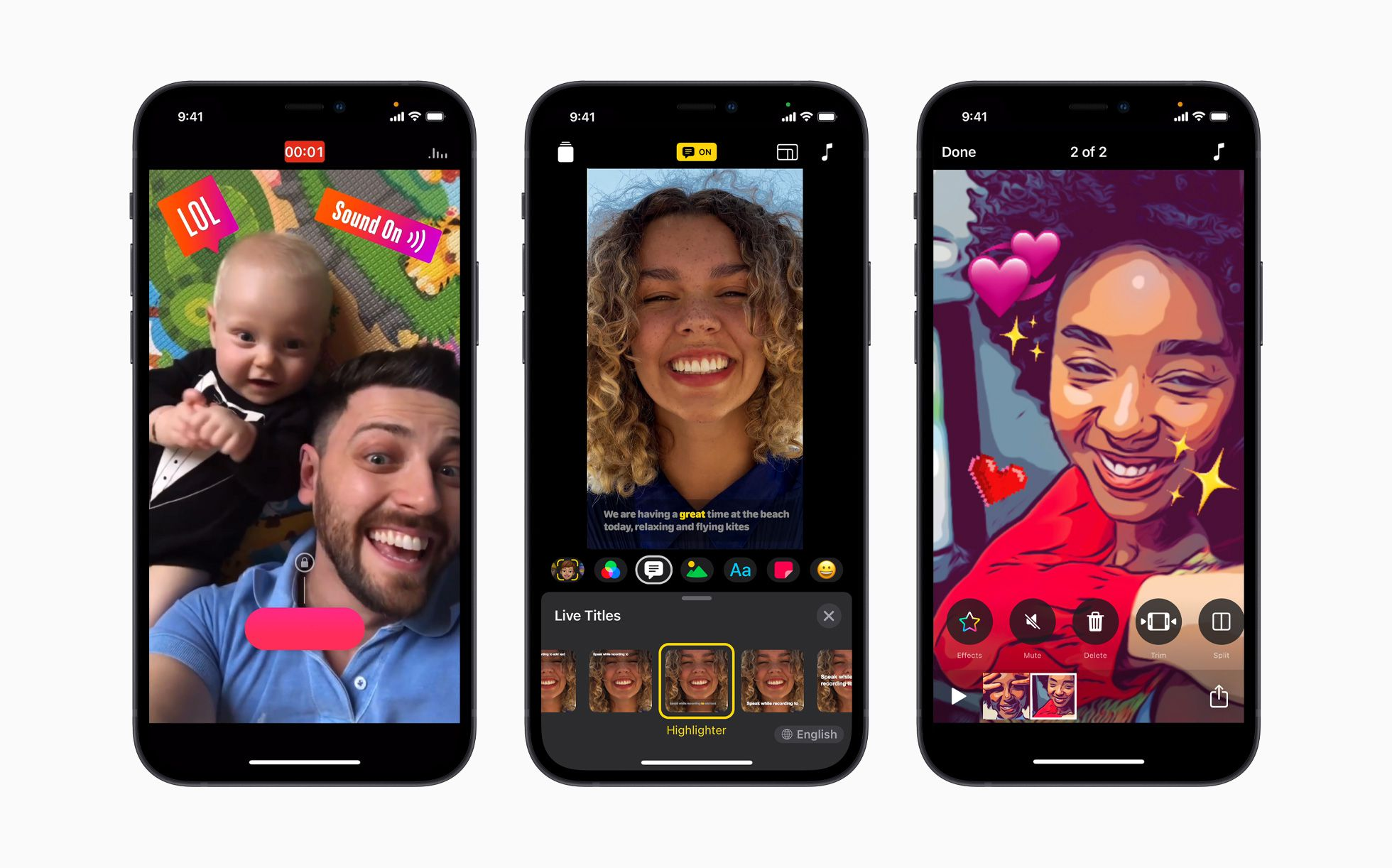 photo of Apple Updates Clips App With New Design, HDR Video Recording With iPhone 12, and More image