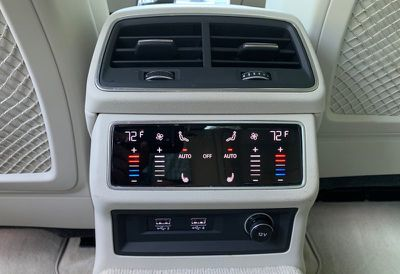 audi a7 rear ports
