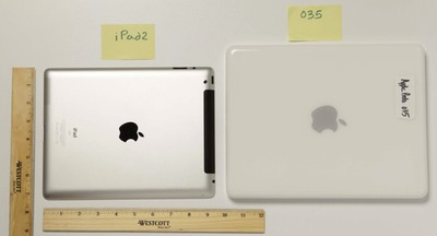 ipad prototype comparison back