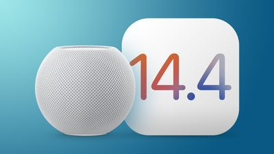 HomePod mini iOS 14