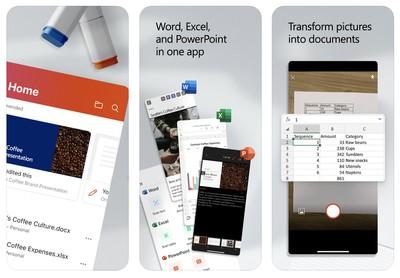 microsoft office app 2020