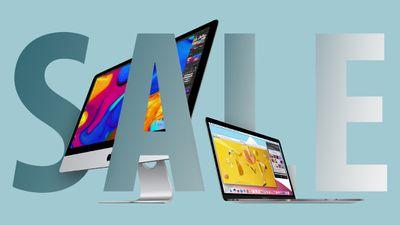 iMac and MBP Sale