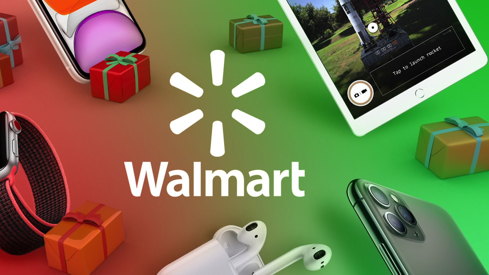 Black Friday Spotlight Walmart Will Offer Competitive Prices On Airpods Apple Watch Series 3 And 10 2 Inch Ipad Macrumors