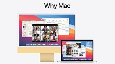 why mac website