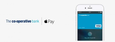 apple pay co-operative bank