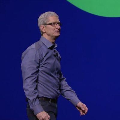 Apple Hey Siri Tim Cook