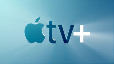 Apple TV Ray Light 2 Blue