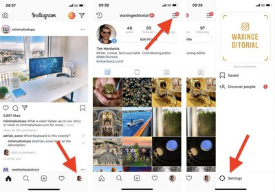 secure your instagram account 1