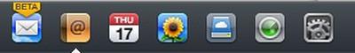 171724 mobileme toolbar