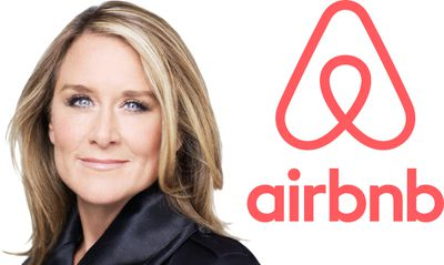 angela ahrendts airbnb