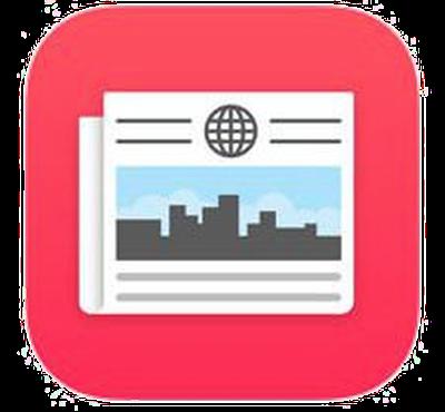 Apple News Icon1