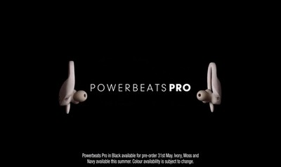 powerbeats pro uk order date