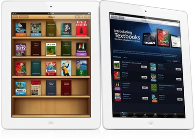 ibooks textbooks shelf store