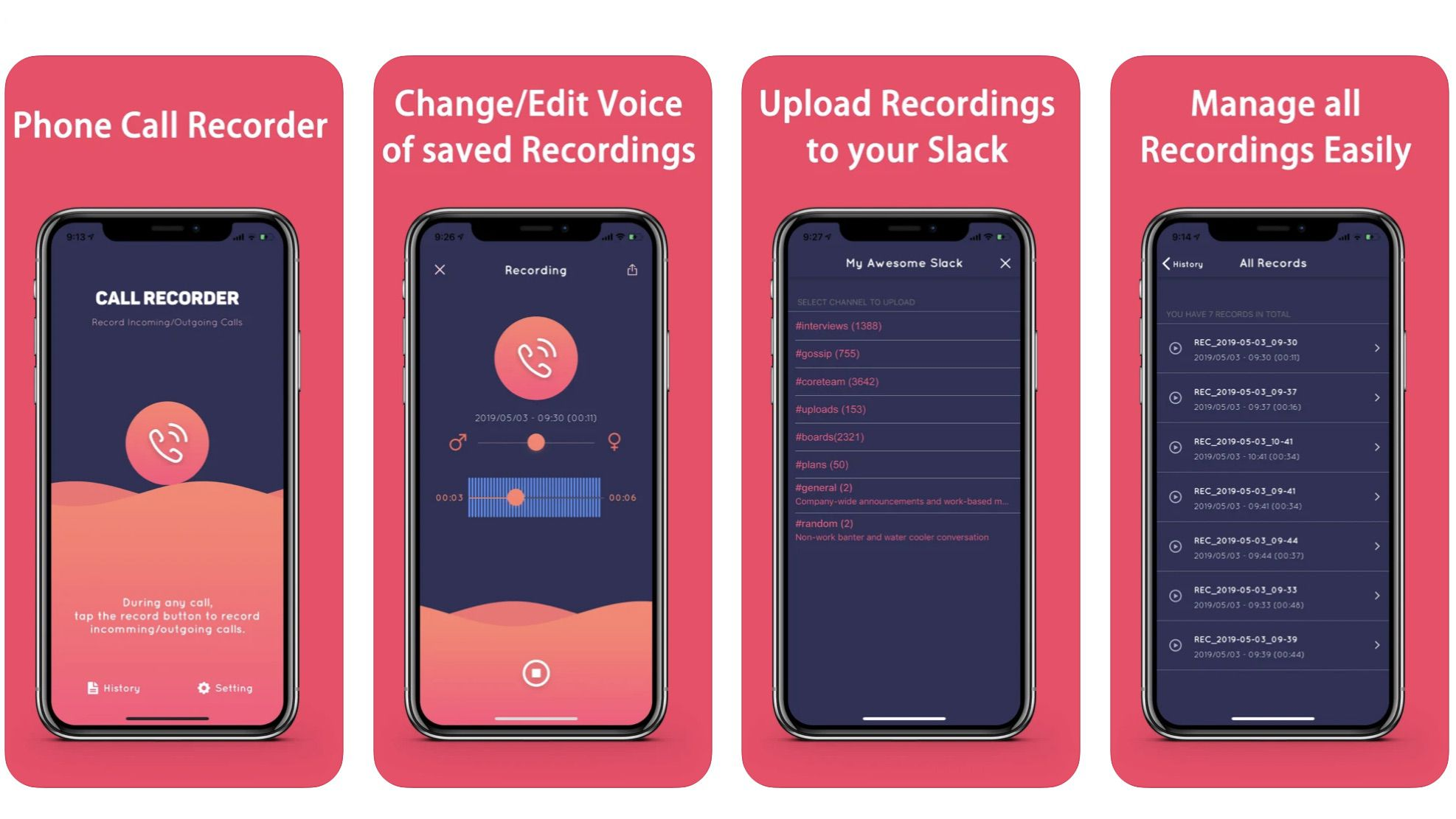 Security Vulnerability in 'Call Recorder' App Exposed User Conversations