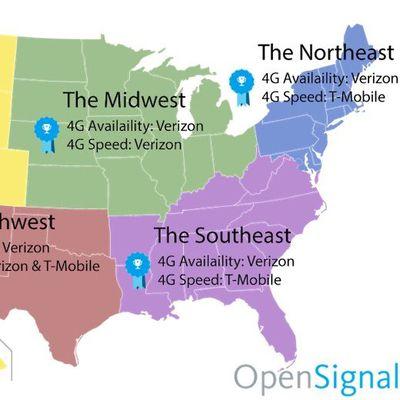 opensignal regions