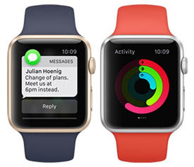 duo apple watch