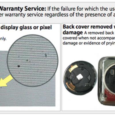 Warranty Apple Watch