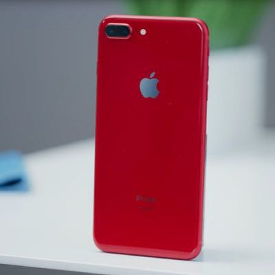 iphone 8 red unboxing