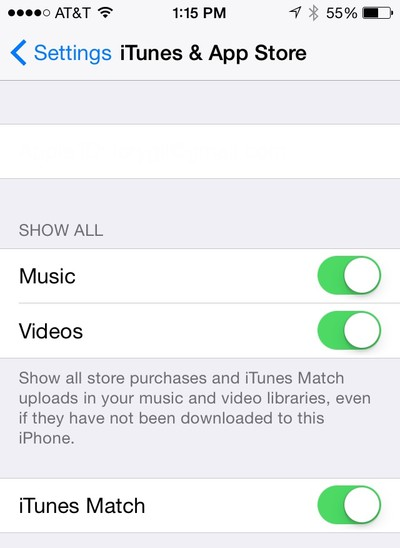 How To iTunes Match8