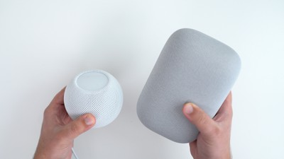 nest audio homepod mini comparison